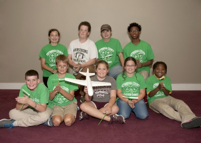 4-H'ers discover UAVs, learn tech skills in science challenge